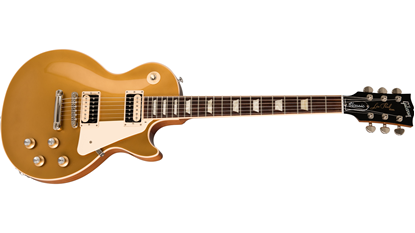 Gibson Les Paul Classic 2019 Electric Guitar - Gold Top Front