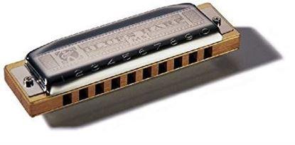 Hohner Blues Harp B Flat Harmonica
