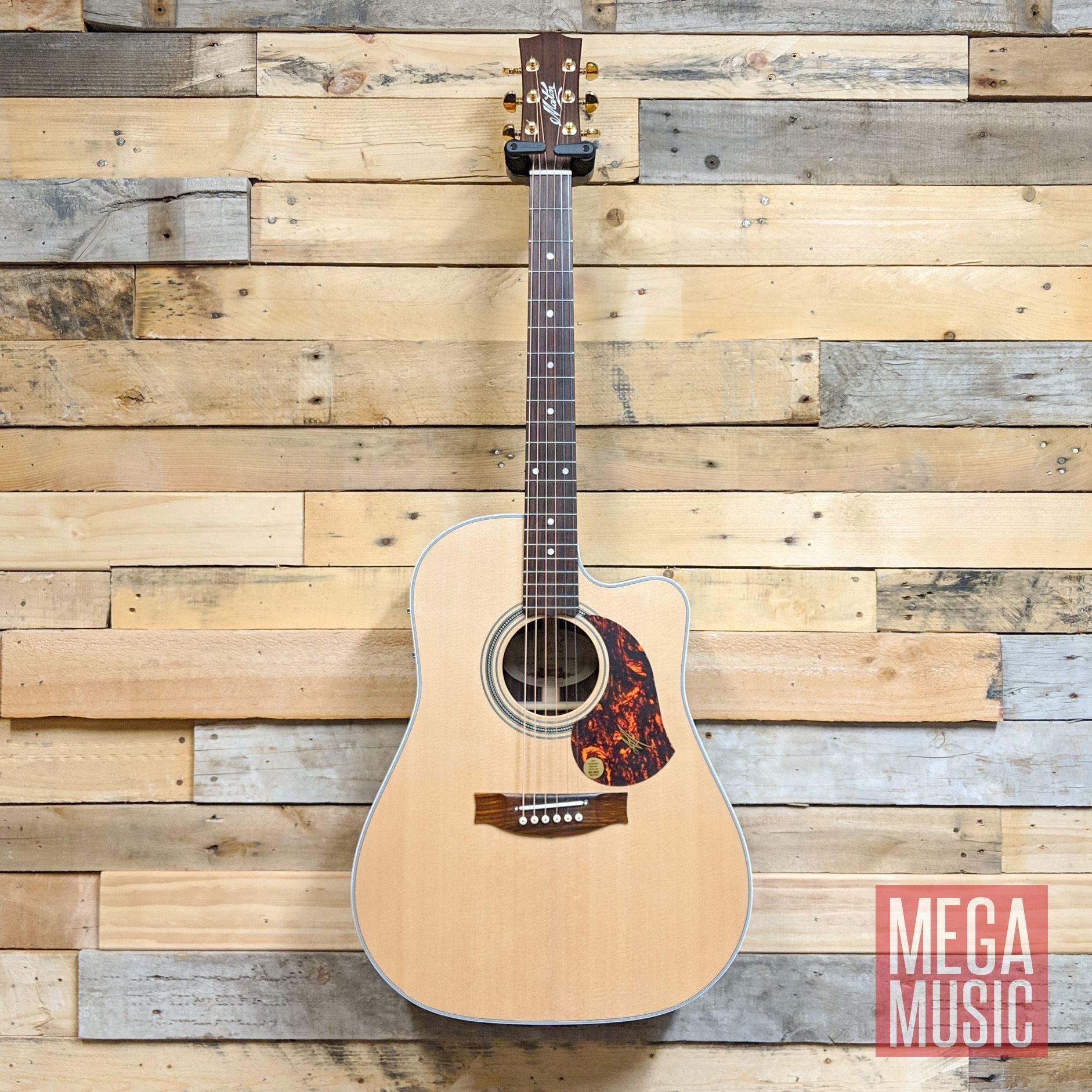 Maton ER90c Acoustic Guitar Front