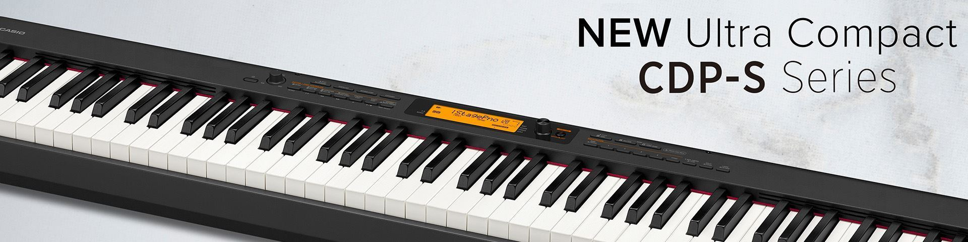 Casio CDP-S Digital Pianos