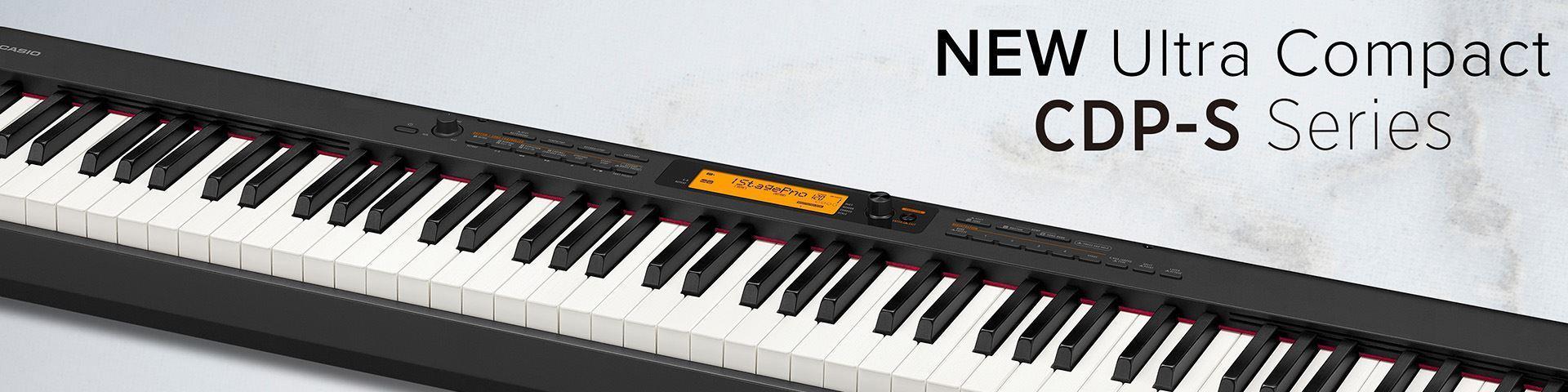 Casio CDP-S Digital Pianos