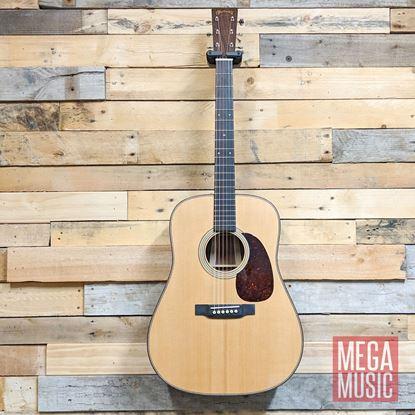 Martin D14 Custom Shop Western Australian Jarrah Acoustic Guitar Front