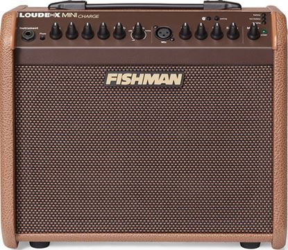 Fishman Loudbox Charge Guitar Amplifier Front