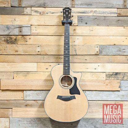 Taylor 312ce Spruce/Sapele Acoustic Guitar Front