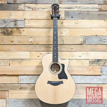 Taylor 316ce Acoustic Guitar with Pickup and Cutaway Front