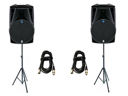 db Tech Opera 512 DX PA Loudspeaker Pair