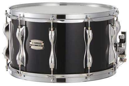 Yamaha 14X8 Recording Custom Snare Drum - Solid Black