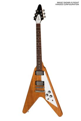 Gibson Flying V LH Antique Natural 2019