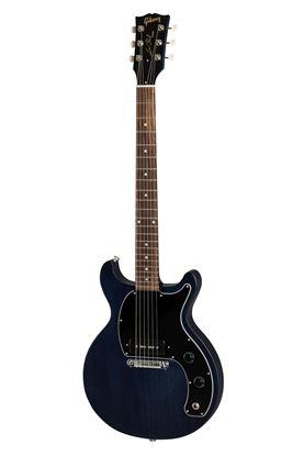 Gibson Les Paul Junior Tribute DC Blue Stain 2019