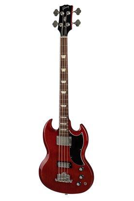 Gibson SG Standard Bass Heritage Cherry 2019