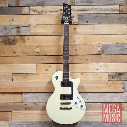 Duesenberg Starplayer Special Electric Guitar in Vintage White - Front