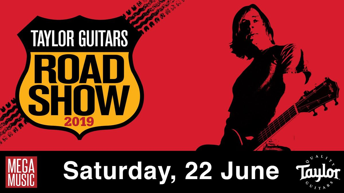 Taylor Guitars Road Show 2019