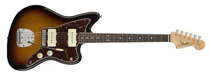 Fender American Original 60s Jazzmaster Electric Guitar - Rosewood Fingerboard - 3-Colour Sunburst - Front