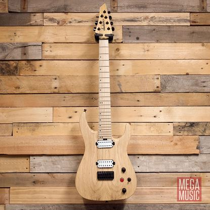 Jackson Pro Series Dinky DKA7M 7-String Electric Guitar Natural Ash - Front