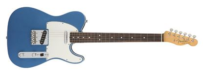 Fender American Original 60s Telecaster Electric Guitar - Rosewood Fingerboard - Lake Placid Blue - Front