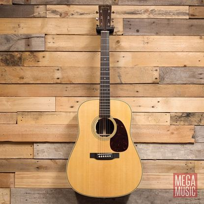 Martin HD-28E Standard Series Acoustic Guitar with LR Baggs Anthem Pickup Front