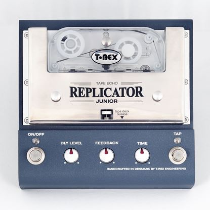 T-Rex Replicator Junior Tape Echo Effects Unit - Front