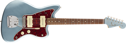 Fender Vintera 60s Jazzmaster Electric Guitar PF - Ice Blue Metallic