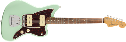Fender Vintera 60s Jazzmaster Modified Electric Guitar PF - Surf Green