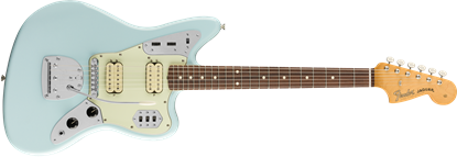 Fender Vintera 60s Jaguar Modified HH Electric Guitar PF - Sonic Blue