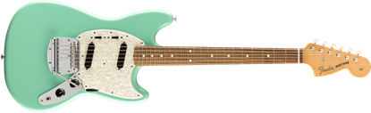 Fender Vintera 60s Mustang Electric Guitar PF - Sea Foam Green