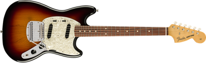 Fender Vintera 60s Mustang Electric Guitar PF - 3-Colour Sunburst