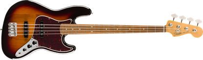 Fender Vintera 60s Jazz Bass Guitar PF - 3-Colour Sunburst