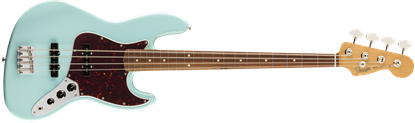 Fender Vintera 60s Jazz Bass Guitar PF - Daphne Blue