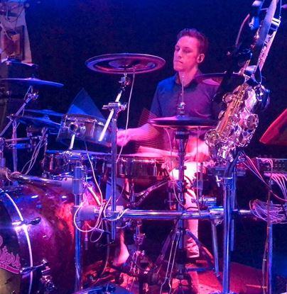 Kyle Woolf - Drum Teacher