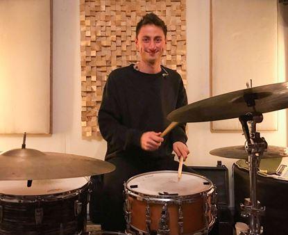 Oscar van Gass - Drum Teacher