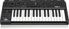 Behringer MS101 Analog Synth - Black - Front