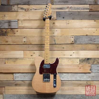 Fender 2019 Rarities Collection Flame Maple Top Chambered Telecaster HS Natural - Body