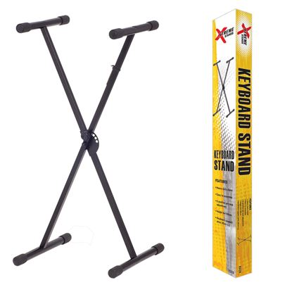 Xtreme KS120 Single Braced Keyboard Stand