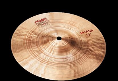 Paiste 10 Inch 2002 Splash Cymbal