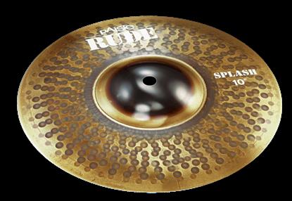 Paiste 10 Inch Rude Splash Cymbal
