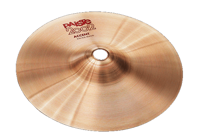 Paiste 04 inch 2002 Accent