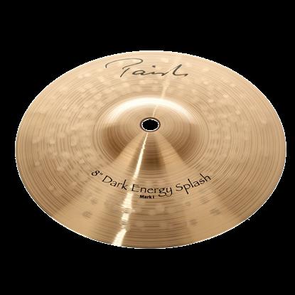 Paiste 08 Inch Signature Dark Energy Splash Cymbal MK I