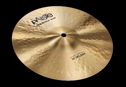 Paiste 10 Inch Formula 602 Modern Essentials Splash Cymbal