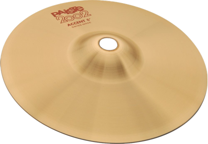 Paiste 06 inch 2002 Accent