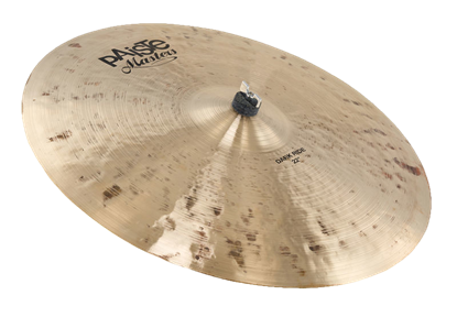 "Paiste Masters 22"" Dark Crash Ride Cymbal"