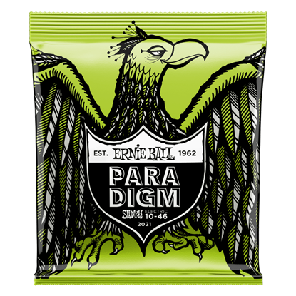 Ernie Ball 2021 Paradigm Regular Slinky Electric Guitar Strings