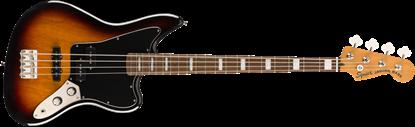 Squier Classic Vibe Jaguar Bass Guitar LRL 3-Colour Sunburst - Front