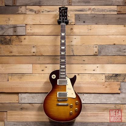 Gibson Custom Shop 60th Anniversary Les Paul Standard Electric Guitar VOS Southern Fade - Front