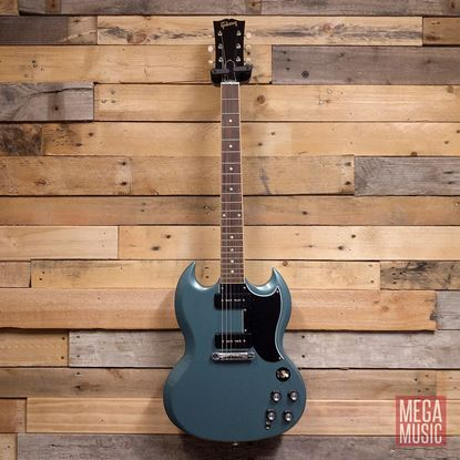 Gibson SG Special 2019 Electric Guitar - Faded Pelham Blue Front