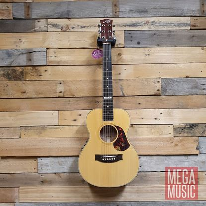 Maton EMTE Mini Maton Tommy Emmanuel Signature Mini Acoustic Electric Guitar Front