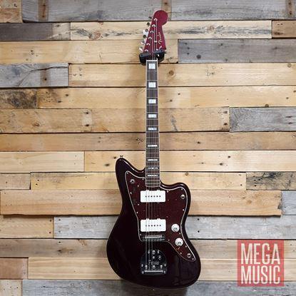 Fender Troy Van Leeuwen Signature Jazzmaster Electric Guitar - Rosewood Fretboard - Oxblood Front