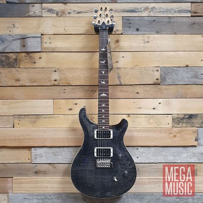 PRS CE 24 Electric Guitar in Grey/Black Front