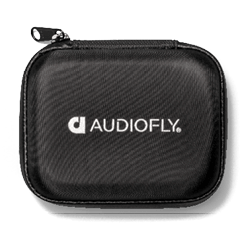 Audiofly AF100 MK2 Universal In-Ear Monitor - Case
