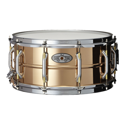 Pearl STA1465PB Sensitone Premium 14 x 6.5inch Snare Drum in Phosphor Bronze