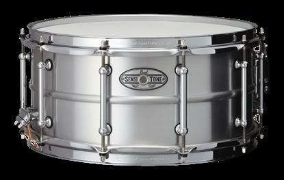 Pearl STA1465AL Sensitone 14 x 6.5inch Snare Drum in Aluminium